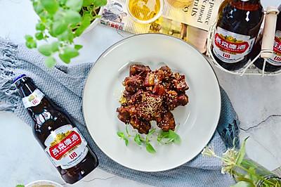 燕京U8啤酒焖排骨
