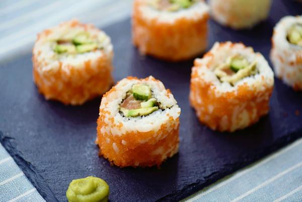 日本寿司的做法