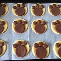 猫爪饼干#最萌缤纷儿童节#的做法图解9