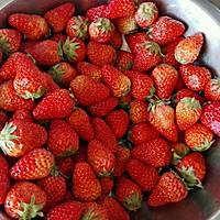 草莓酱(传统熬制)的做法图解1