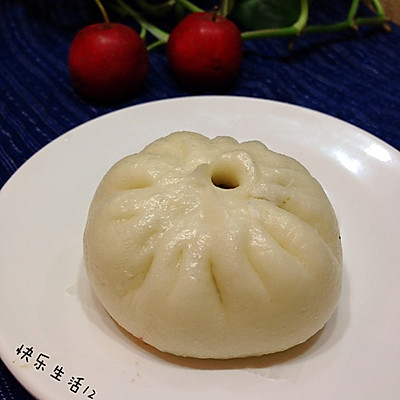 梅干菜包子