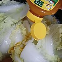 上汤娃娃菜 #太太乐鲜鸡汁中式#的做法图解7