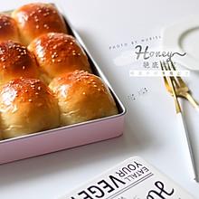 #精品菜谱挑战赛# 蜂蜜脆底小面包