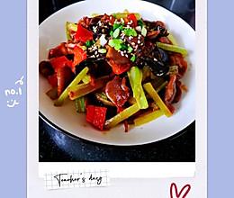 私房菜#奥尔良风味鸭胗的做法