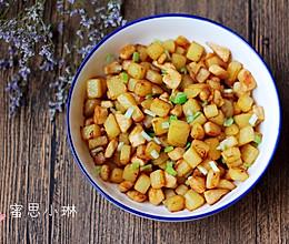 香炒鸡肉土豆丁的做法