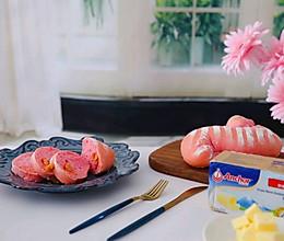网红乐乐茶火龙果软欧在家轻松做的做法