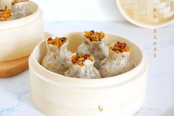 香菇猪肉烧麦#馅儿料美食,哪种最好吃#的做法