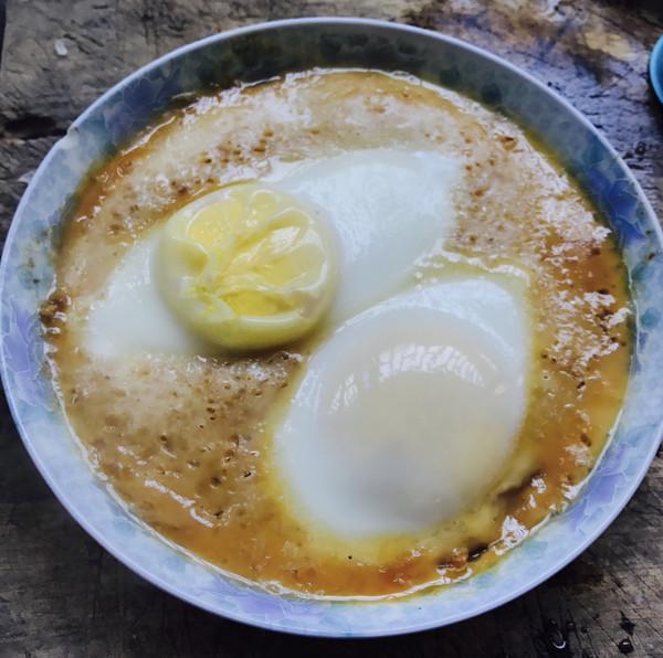 超快捷下饭利器——黄豆酱炖蛋