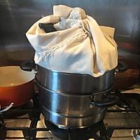 在家开茶楼-黑糖马拉糕(酵母版)的做法图解12
