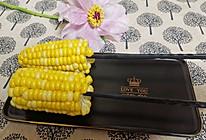 #换着花样吃早餐#奶香玉米棒的做法
