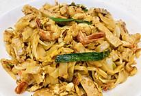 潮汕海鲜炒粿条的做法