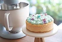 舒芙蕾酸奶芝士蛋糕的做法