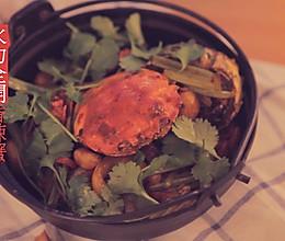 火力全开香辣蟹「厨娘物语」的做法