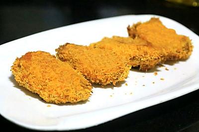 无油低脂的炸鸡翅—烤箱版