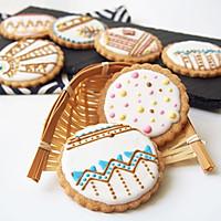 童趣糖霜饼干