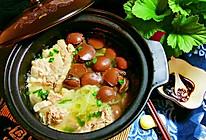 #百菜不如白菜#酸菜血肠汆白肉的做法