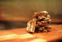 安抚一切情绪的芝麻酱糖饼的做法