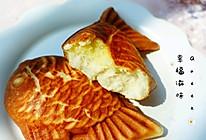 #我们约饭吧#快手早餐~夹心鲷鱼烧(发面版)的做法