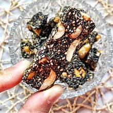 过年小吃——花生芝麻糖