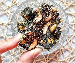过年小吃——花生芝麻糖的做法