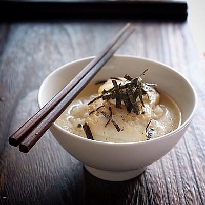 龙俐鱼茶泡饭