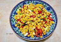清炒香甜玉米粒的做法
