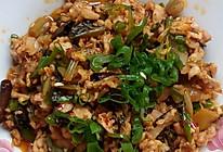腌菜炒肉的做法