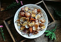 #花10分钟,做一道菜!#爆炒花蛤的做法
