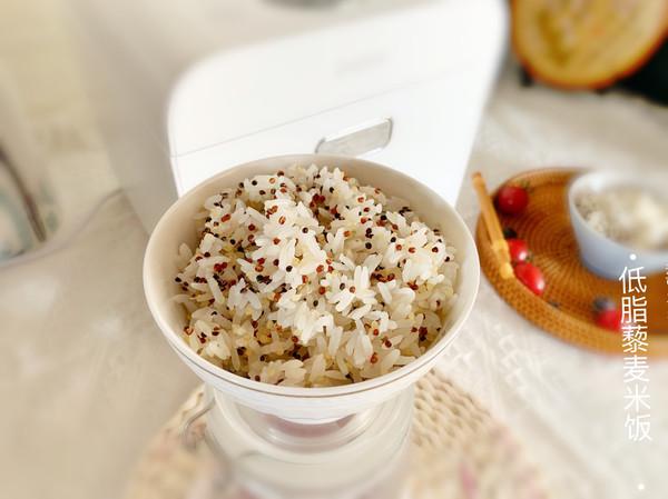 低脂藜麦米饭