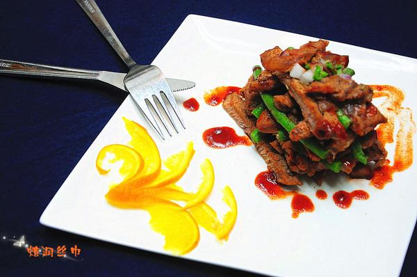 大喜大牛肉粉试用之煎牛排---冬季的美味西餐的做法