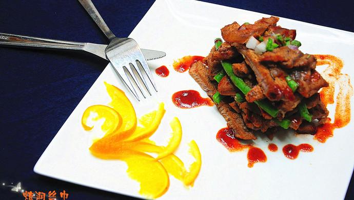 大喜大牛肉粉试用之煎牛排---冬季的美味西餐