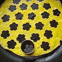 荠菜蛋包饭#春天不减肥,夏天肉堆堆#的做法图解11