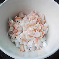 海鲜泡菜煎饼的做法图解4