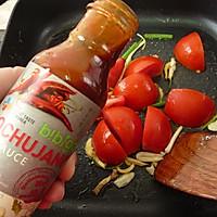 酸辣番茄焖鲫鱼的做法图解6