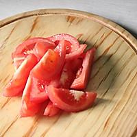 #一人一道拿手菜#番茄丝瓜的做法图解4
