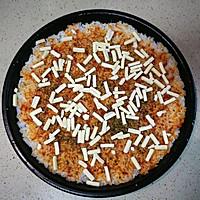 米饭披萨的做法图解5