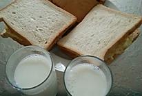 简易家庭营养早餐的做法