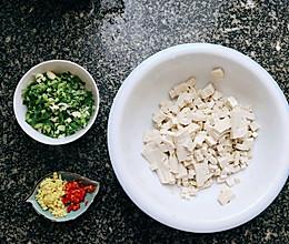 豆腐包子加入小米椒的做法