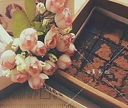 甘纳许甜酒巧克力的做法