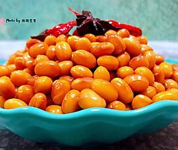 #福气年夜菜#酱黄豆的做法