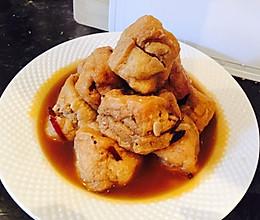 酿油豆腐的做法
