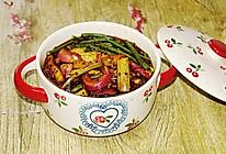 酸黄瓜豇豆角 #晒出你的团圆大餐#的做法