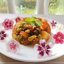主食类:排骨土豆焖饭,特别适合懒人族或上班族