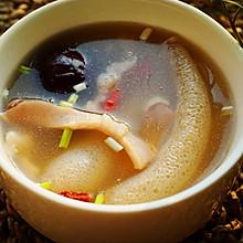 猪肚竹荪汤