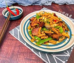 经典湘菜:萝卜干炒腊肉的做法