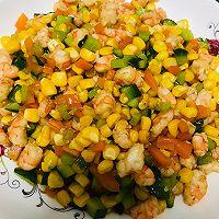 鲜甜可口的炒虾仁玉米的做法图解9