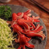 『無食不歡』独家食谱出品———深夜食堂X红香肠