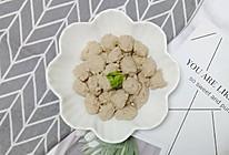 自制牛肉丸(宝宝辅食)的做法
