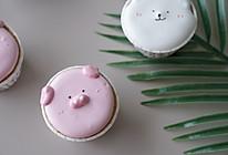 #童年不同样,美食有花样#棉花糖杯子蛋糕的做法