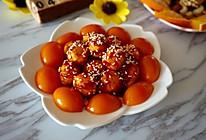 茄汁鹌鹑蛋的做法